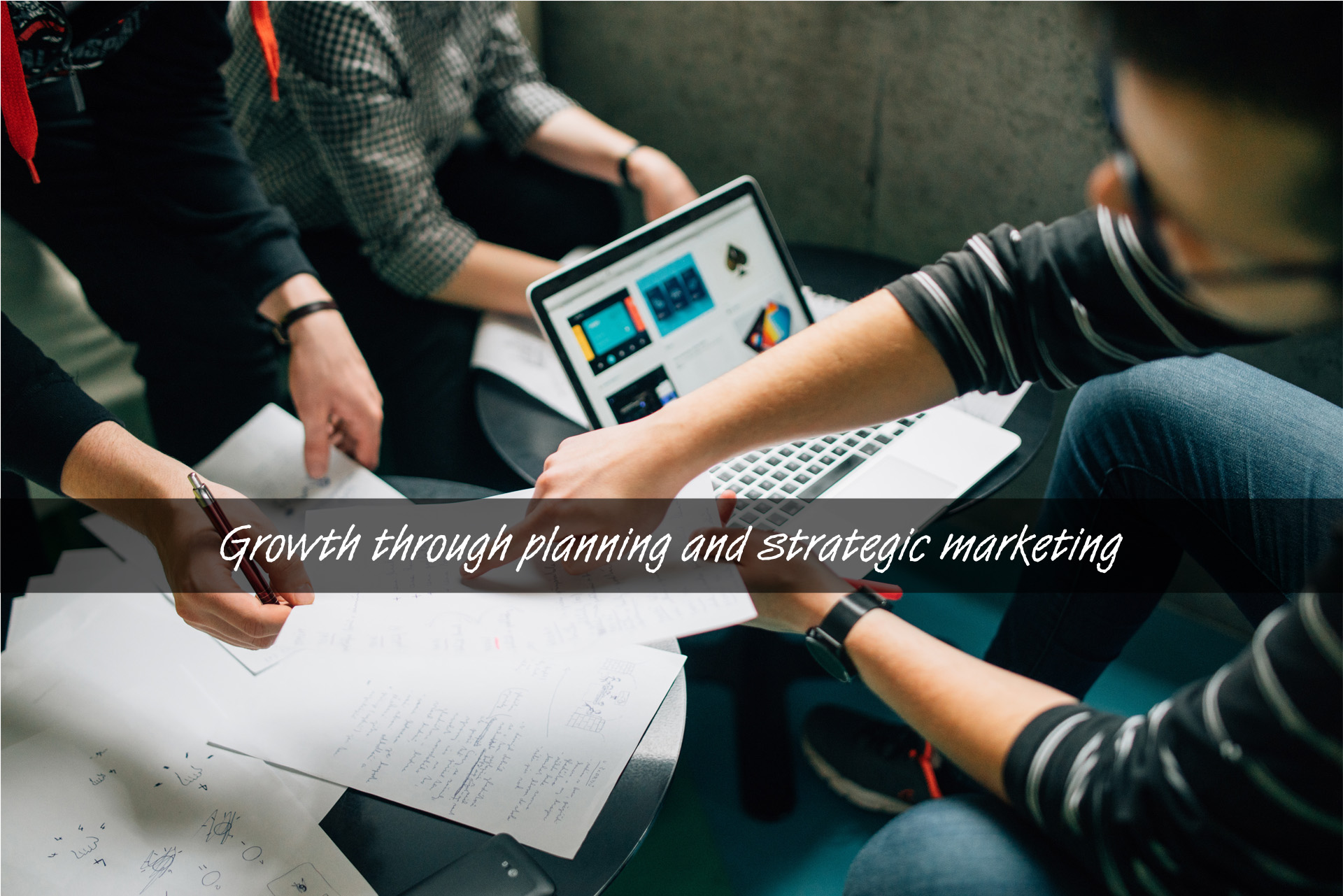 planning and strategic marketing